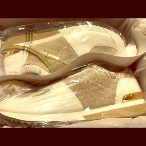 Michael Kors Shoes - 🌹Allie Trainer Michael Kors BNIB 🌷